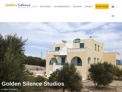 Golden Silence Studios - Ξενοδοχείο 2 Keys - Άγιος Προκόπιος - Νάξος