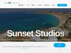Sunset Studios - Unclassified - Agios Prokopios - Naxos - Cyclades