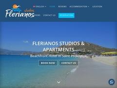 Thanasis Flerianos Studios - Άγιος Προκόπιος - Νάξος - Κυκλάδες