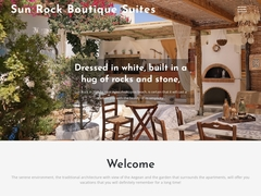 Sunrock Apartments - Στελίδα - Νάξος - Κυκλάδες