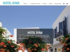 Dina Classified 1 * Ξενοδοχείο - Πόλη της Παροικιάς - Πάρος - Κυκλάδες