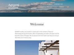 Agnanti Studios Classified 2 Keys - Agios Andreas - Paros - Cyclades