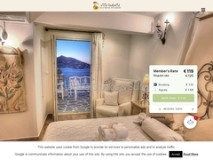 Villa Isabella Studios Classified 2 Keys - Naoussa - Paros - Cyclades