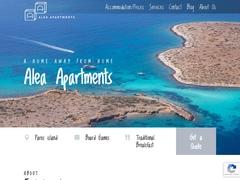 Alea Apartments - Hotel 2 Keys - Pisso Livadi - Paros - Cyclades