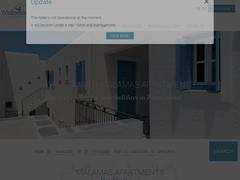 Malamas Apartments Classified 2 * - Parikia - Paros - Cyclades