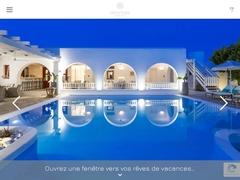 Stelia Mare Boutique Hotel Classified 4 * - Νάουσα - Πάρος - Κυκλάδες