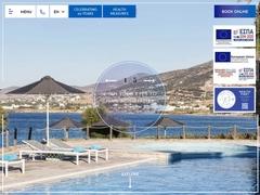 Poseidon of Paros Resort 4 * - Νέα Χρυσή Ακτή - Πάρος - Κυκλάδες