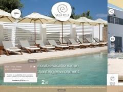 Villa Kelly Δωμάτια 3 Κλειδιά ξενοδοχείο - Νάουσα - Πάρος - Κυκλάδες