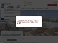9 Muses Resort - Κορμός - Παροικιά - Πάρος - Κυκλάδες