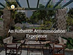 Margarita Studios - 3 Keys - Αμπελάς - Παροικιά - Πάρος - Κυκλάδες