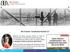 BB-A Conseil, Beryl Bès, courtier en Crédit et Assurances
