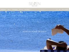 Seven Santa Maria - 4 Κλειδιά - Παραλία Σάντα Μαρία - Πάρος - Κυκλάδες