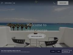 Άγιος Γεώργιος - Hotel 4 * - Νέα Χρυσή Ακτή - Πάρος - Κυκλάδες