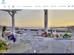 Πυργάκι - Ξενοδοχείο 4 * - Παροικιά - Πάρος - Κυκλάδες