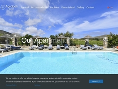 Agrabeli Studios - 3 Keys - Παραλία Λιβάδια - Πάρος - Κυκλάδες