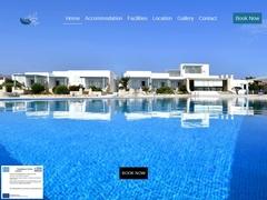 Ambelas Mare - Hotel 3 Clés - Ambelas - Paros - Cyclades
