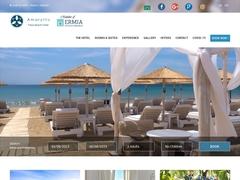 Amaryllis Beach - 3 * Ξενοδοχείο - Χρυσή Ακτή - Πάρος - Κυκλάδες