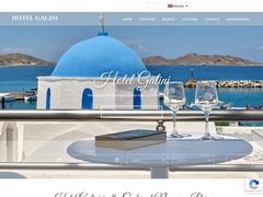 Galini - Hotel 2 * - Naoussa - Paros - Cyclades
