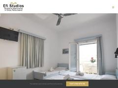 Ivi - Hotel 2 * - Dryos - Paros - Cyclades