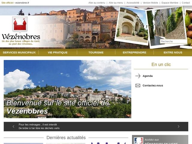Mairie de Vézénobres Gard