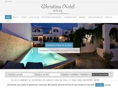 Christina - Ξενοδοχείο 2 * - Νάουσα - Πάρος - Κυκλάδες