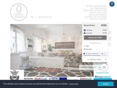 Argonauta - Hotel 2 * - Ville Parikia - Paros - Cyclade