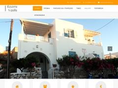 Vassilis Rooms - Hotel 2 Keys - Naoussa - Paros - Cyclades
