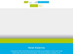 Katerina - Hotel 1 * - Pisso Livadi - Paros - Cyclades