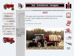 Les Tracteurs Rouges