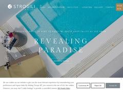 Strogili - Hotel 4 * - Kamari - Santorini - Cyclades