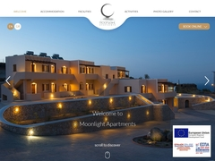 Moonlight Apartments - Κοντοχώρι - Σαντορίνη - Κυκλάδες