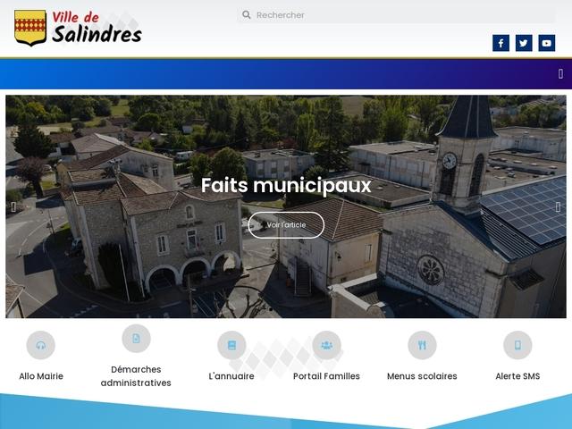 Mairie de Salindres Gard