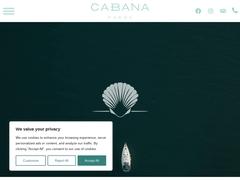 Paros - Cabana Beach Bar Restaurant - Parikia