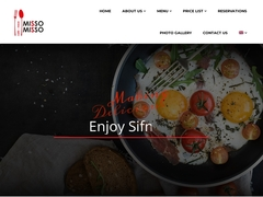 Sifnos - Cafe-meze Misso Misso - Platis Gialos