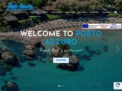 Zakynthos - Porto Azzuro Beach Bar -Vasilikos