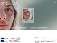 Lefkada - Copla beach bar - Kathisma