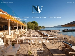 Lefkada - NV beach bar - Nikiana