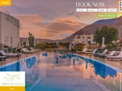Phevos Villas - 3 Keys Hotel - Perissa - Santorini - Cyclades