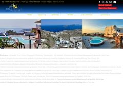 Alisaxni Resort - 3 Keys Hotel - Akrotiri - Santorini - Cyclades