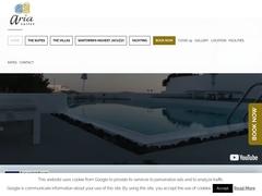Aria Suites - 4 Keys Hotel - Fira - Thira - Santorini - Cyclades