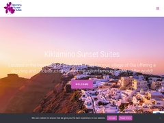 Kiklamino Studios - 3 Keys - Finikia - Oia - Santorini - Cyclades