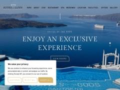 Suites of the Gods - 3 Keys - Megalochori - Santorini - Cyclades