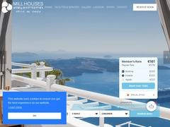 Mill Houses Elegant Suites - 4 Keys Hotel - Firostefani, Cyclades