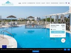 Bella Santorini - 4 Keys Hotel - Perivolos - Santorini - Cyclades