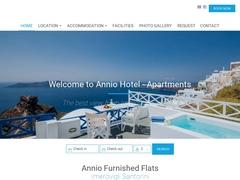 Annio Apartments - Ημεροβίγλι - Σαντορίνη - Κυκλάδες