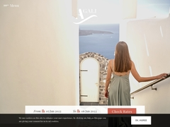 Agali Houses - 4 Keys Hotel  Firostefani, Fira, Santorini, Cyclades