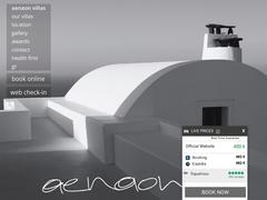 Aenaon Villas - 4 Keys Hotel - Imerovigli - Santorini - Cyclades