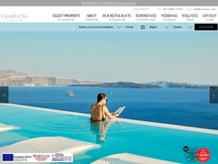 Canaves Oia Suites - 5 * Hotel - Oia - Santorini - Cyclades