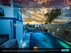Stavros Villas Apartments - 3 Keys Hotel - Karterados - Santorini