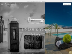 Secret Suites - 4 Keys Hotel - Oia - Santorini - Cyclades